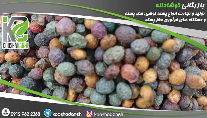 مرکز فروش پسته کوهی افغانستان