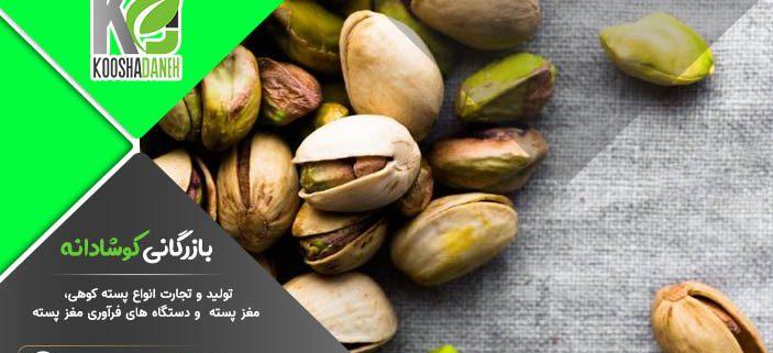 خرید مستقیم مغز پسته اکبری کرمان