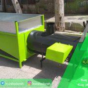 فروشگاه محصولات دستگاه بنه شکن تبریز
