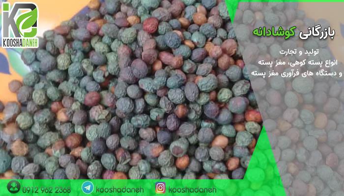 قیمت انواع مغز بنه شیراز