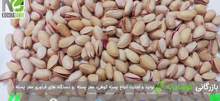 مرکز خرید پسته شب یلدا ارزان